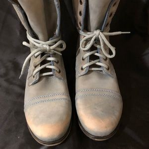 New Steve Madden trooper boots
